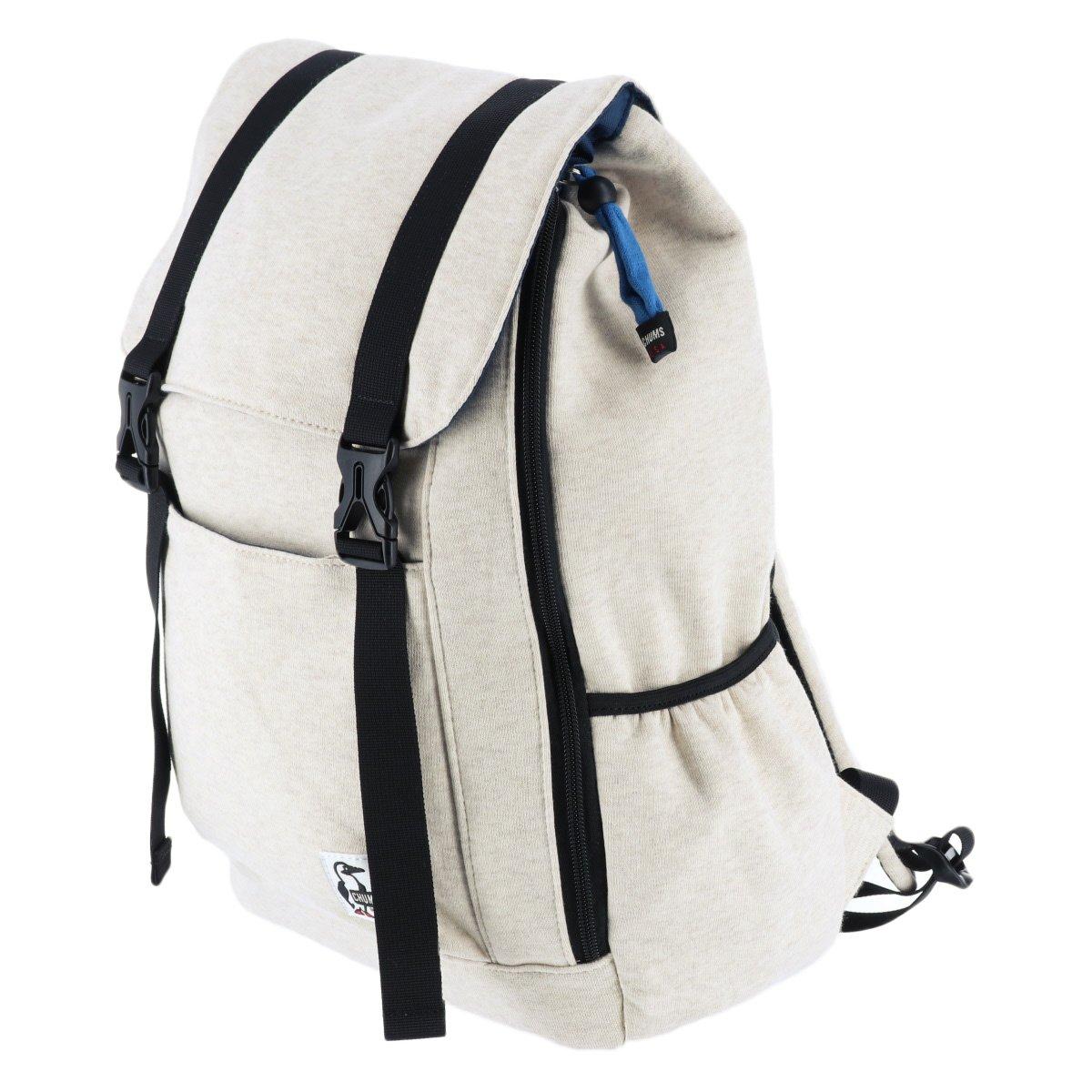 a48a704ace78 [チャムス] リュック Flap Day Pack Sweat CH60-2076-0118-00 B072P24PFD 7.ヘザーナチュラル  7.ヘザーナチュラル -メンズ