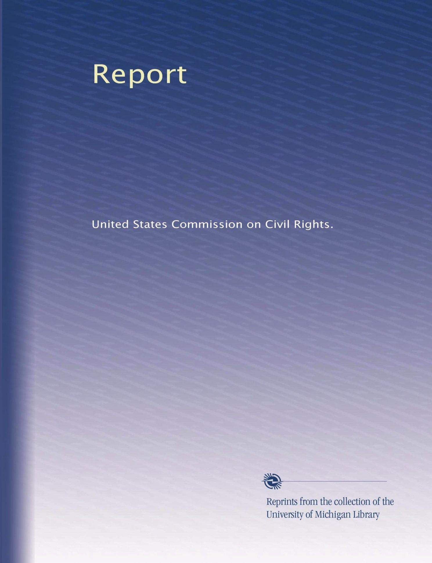 Read Online Report PDF