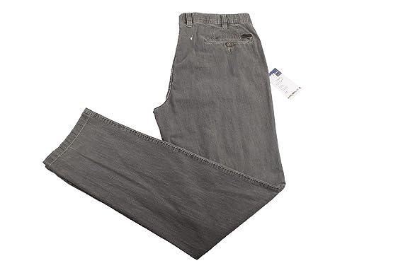 Brühl Herren Hose Baumwollhose Jeans Gr.54 dunkelgrau  Amazon.de ... 3888bbb818