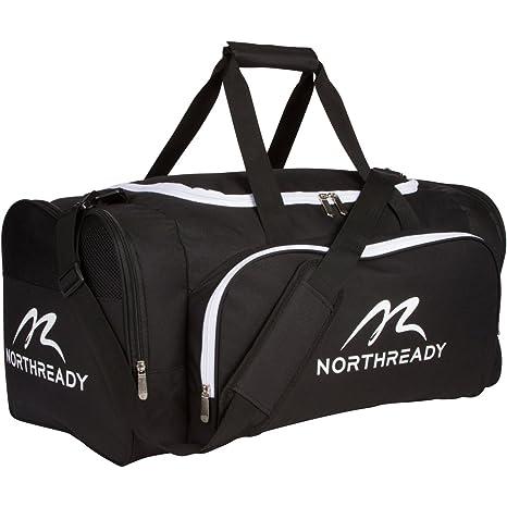 5ec5368a08 Amazon.com  NORTHREADY Sports Duffel Gym Bag for Men