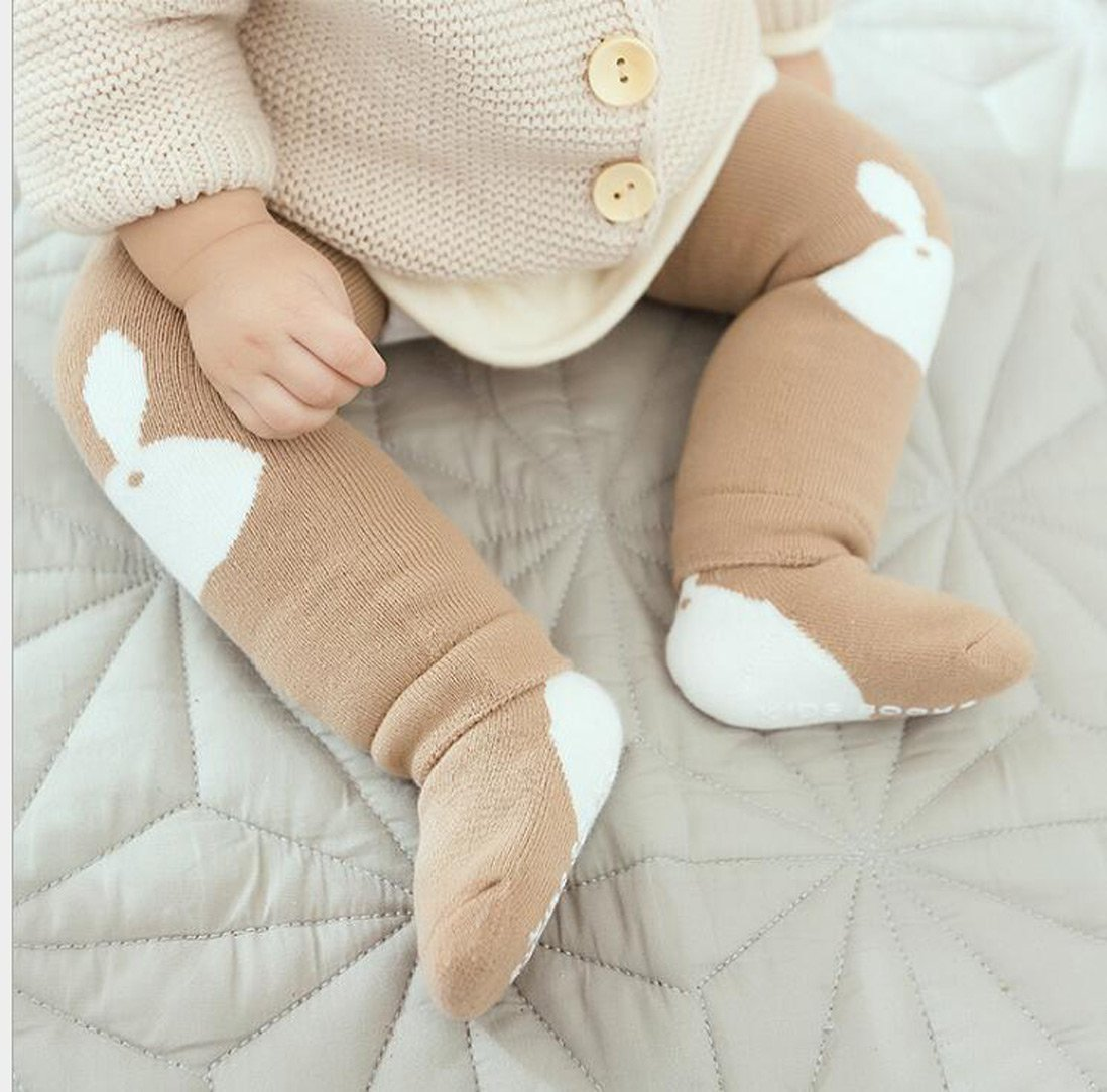 Boy, 6-12months Lucky staryuan 3Set Baby Leg Warmer Sock Set Winter Thicker Knee Protectors