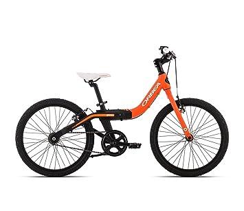 Bicicleta Infantil Orbea Grow 2, 1 velocidad, naranja: Amazon.es ...