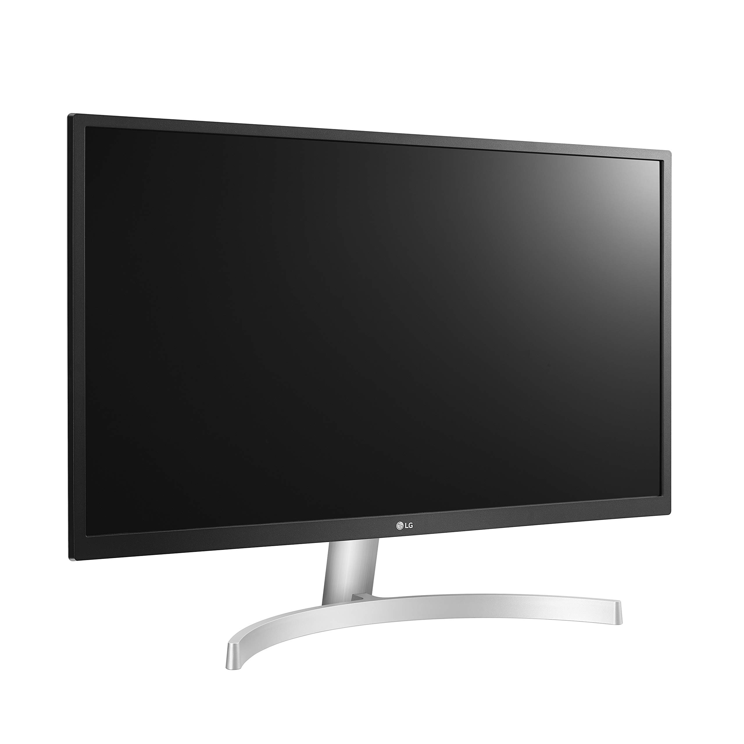 LG 27UL500-W 27-Inch UHD (3840 x 2160) IPS Monitor with Radeon Freesync Technology and HDR10, White by LG (Image #3)