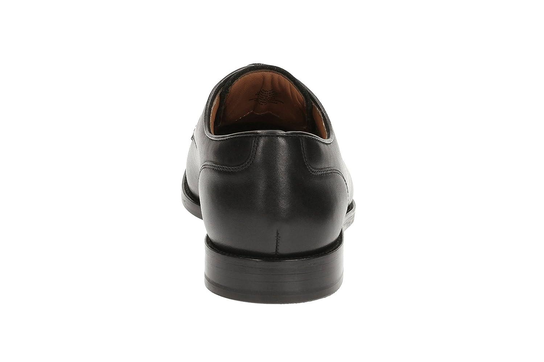 Clarks  Schnürhalbschuhe Coling Walk, Herren Schnürhalbschuhe  schwarz schwarz - 0d9a18