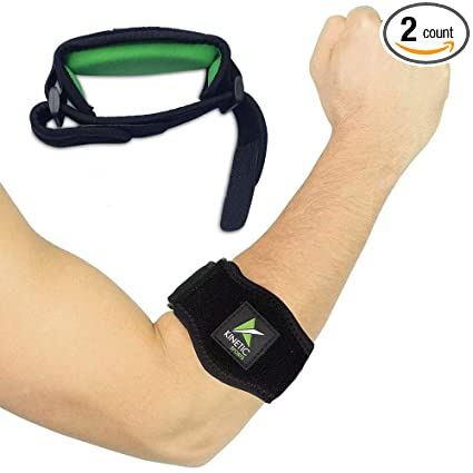 Composite Elbow Brace Support Arm Band Pads Pressure tennis elbow protectioODLK