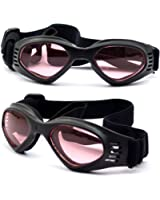 Dog Sunglasses Eye Wear UV Protection Goggles Pet Fashion Medium