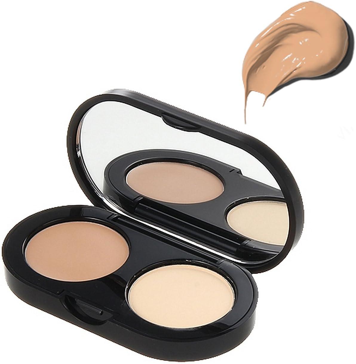 Bobbi Brown Creamy Concealer Kit, 08 Natural, 1er Pack (1 x 1 g)