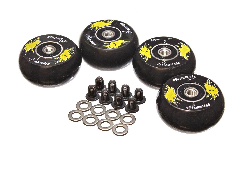 Energy Suspension 9.9169G 2''/50mm Creeper Wheel - Set of 4