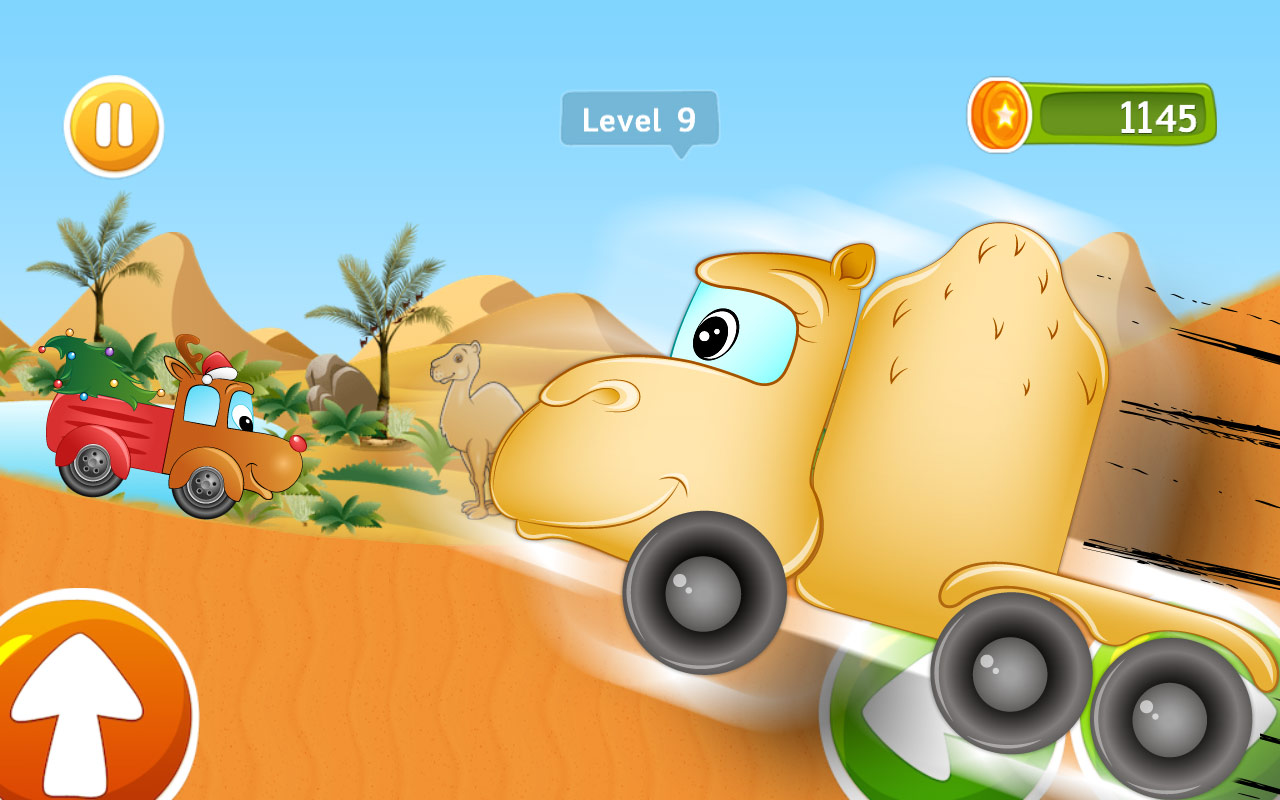 amazoncom car racing game for kids beepzz animal cars fun adventure appstore for android