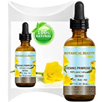 EVENING PRIMROSE OIL. 100% Pure/Natural/Undiluted/Refined/Cold Pressed Carrier Oil...