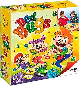 Cayro - Bed Bugs ¡atrapa Las chinches!- juego de mesa - Juego de ...