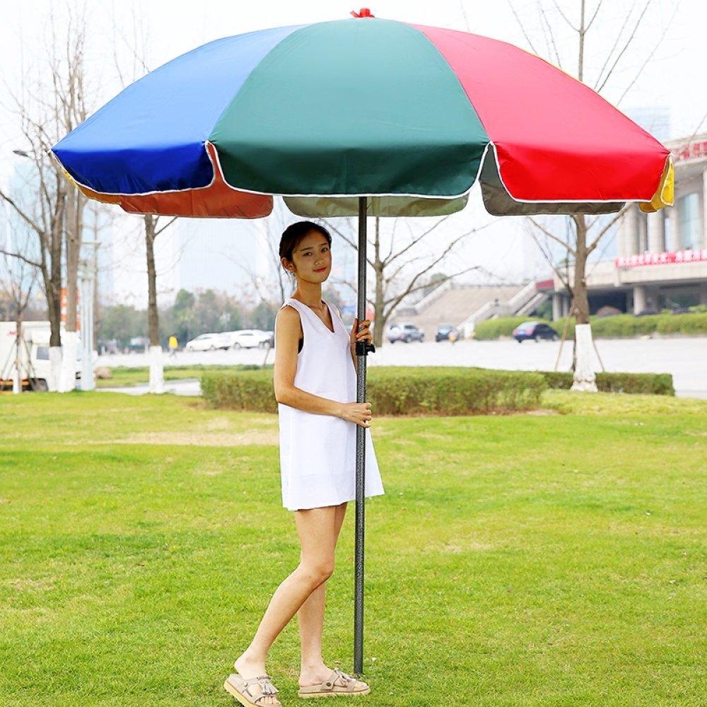 WSQ Paraguas al Aire Libre Paraguas Grandes Paradas Sombrillas Sombrillas Sombrillas publicitarias Personalizar Plegables Personalizados Sombrillas,A,M: ...