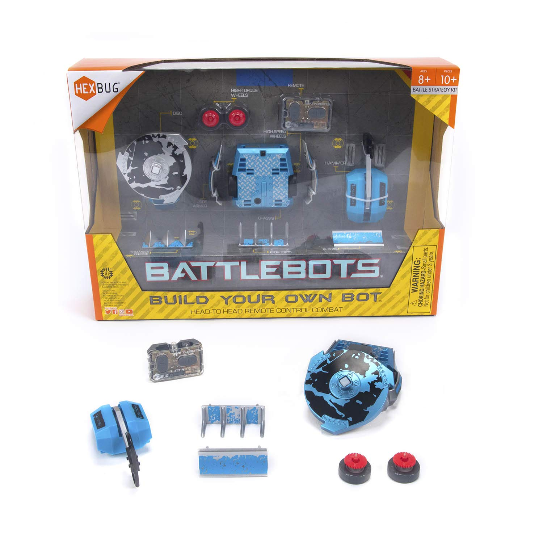 HEXBUG BattleBots Build Your Own Bot - Random Color by HEXBUG (Image #4)