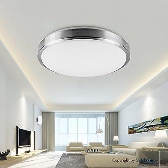 StylehomeR LED Deckenlampe Deckenleuchte Kchenlampe Wandlampe Schlafzimmer Wohnzimmer Diele Keller Warmweiss Verschiedene Leistung X