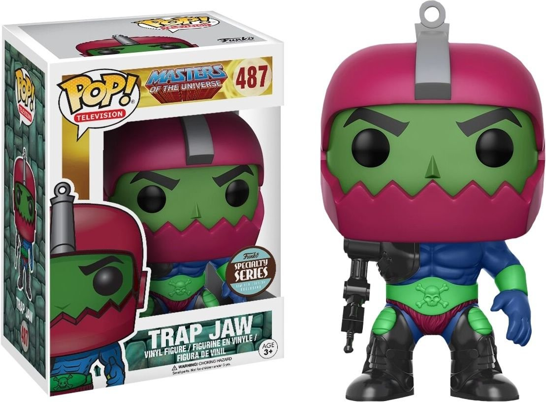 Funko Pop! Masters of the Universe - MOTU - He- Man - Trap Jaw