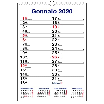 Calendario forex dicembre 2020