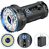 OLIGHT Marauder 2 Rechargeable Flashlight 14000 Lumens Ultra Bright Flashlight with 3X Build-in 5000 mAh 21700 Battery for Ho