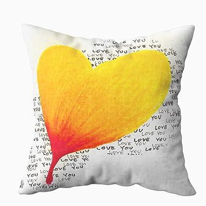 Amazon.com: EMMTEEY Funda de cojín para sofá, decoración del ...