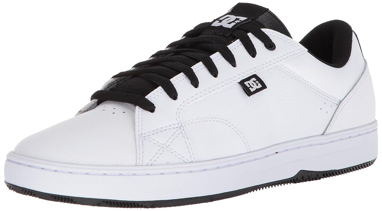 DC Men's Astor Skate Skate Skate schuhe, Weiß Weiß schwarz, 7 D US B07322QNDX  ef0d6c
