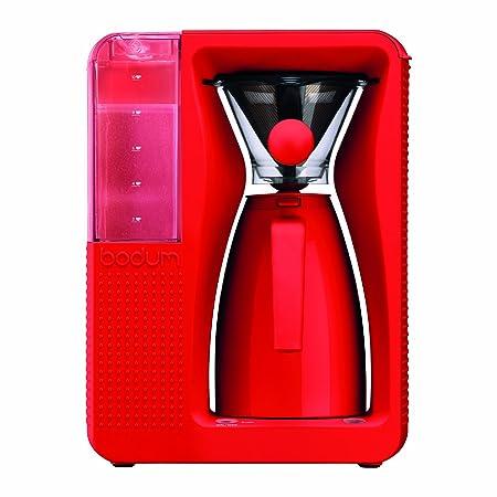 Bodum BISTRO - Cafetera eléctrica de goteo con jarra termo, 1,2 l ...
