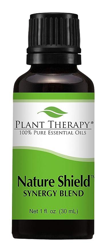 Naturaleza Escudo Sinergia Aceite Esencial 30 ml de mezcla 100% puro, grado terapéutico