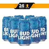 Cerveza Bud Light 24 latas de 355ml c/u