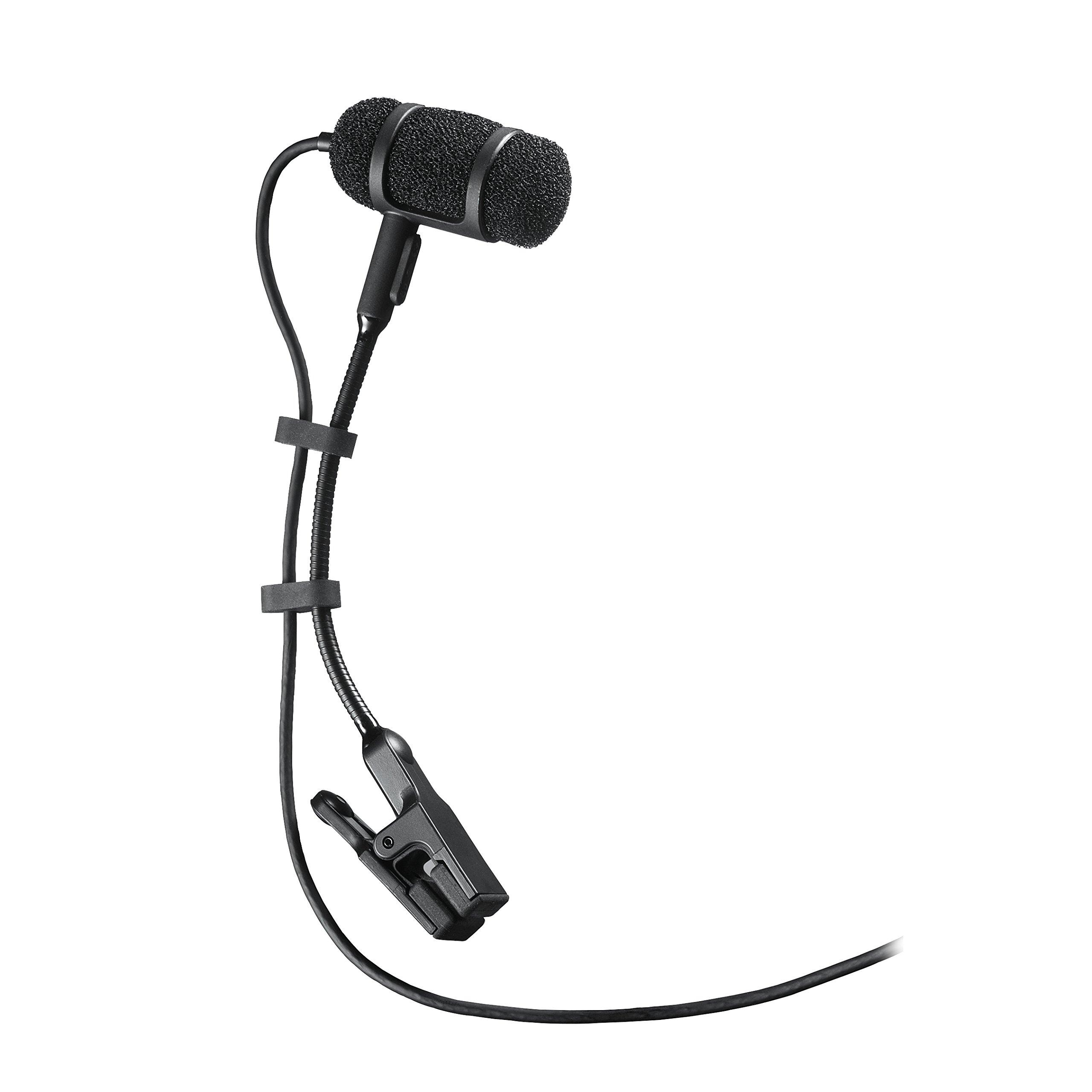 Microfono Audio-Technica PRO 35 Cardioid Condenser Clip-o...