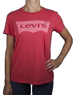 de1f35e306e14 Levi s Women s The The Perfect Tee T-Shirt  Levis  Amazon.co.uk ...