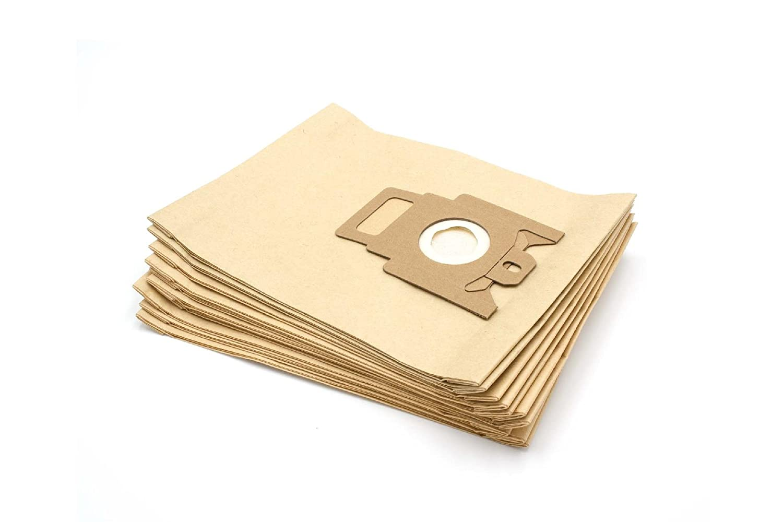 vhbw 10 bolsa papel para aspirador robot aspirador multiusos Hoover ...