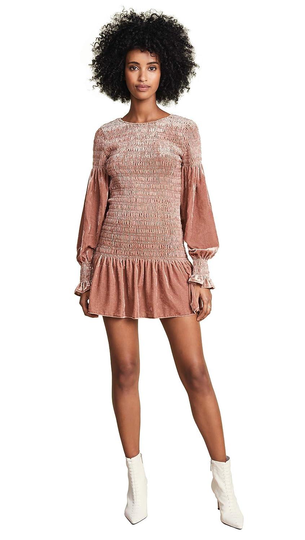 LOVESHACKFANCY Womens Scarlett Dress