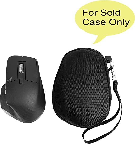 Drak Blue Aproca Hard Travel Storage Carrying Case for Logitech MX Master 3 Advanced Wireless Mouse