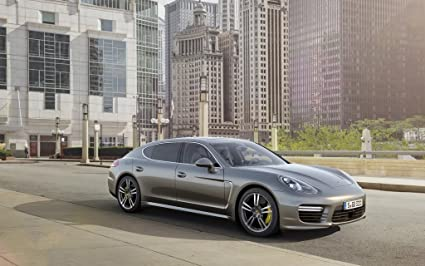 2014 Porsche Panamera Turbo S Executive 36X48 Poster