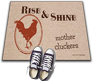 product image for Rise & Shine - HIGH COTTON Welcome Doormat