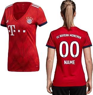 adidas - Maglia del FC Bayern Monaco, per Partite in casa, 2018 2019, da Donna