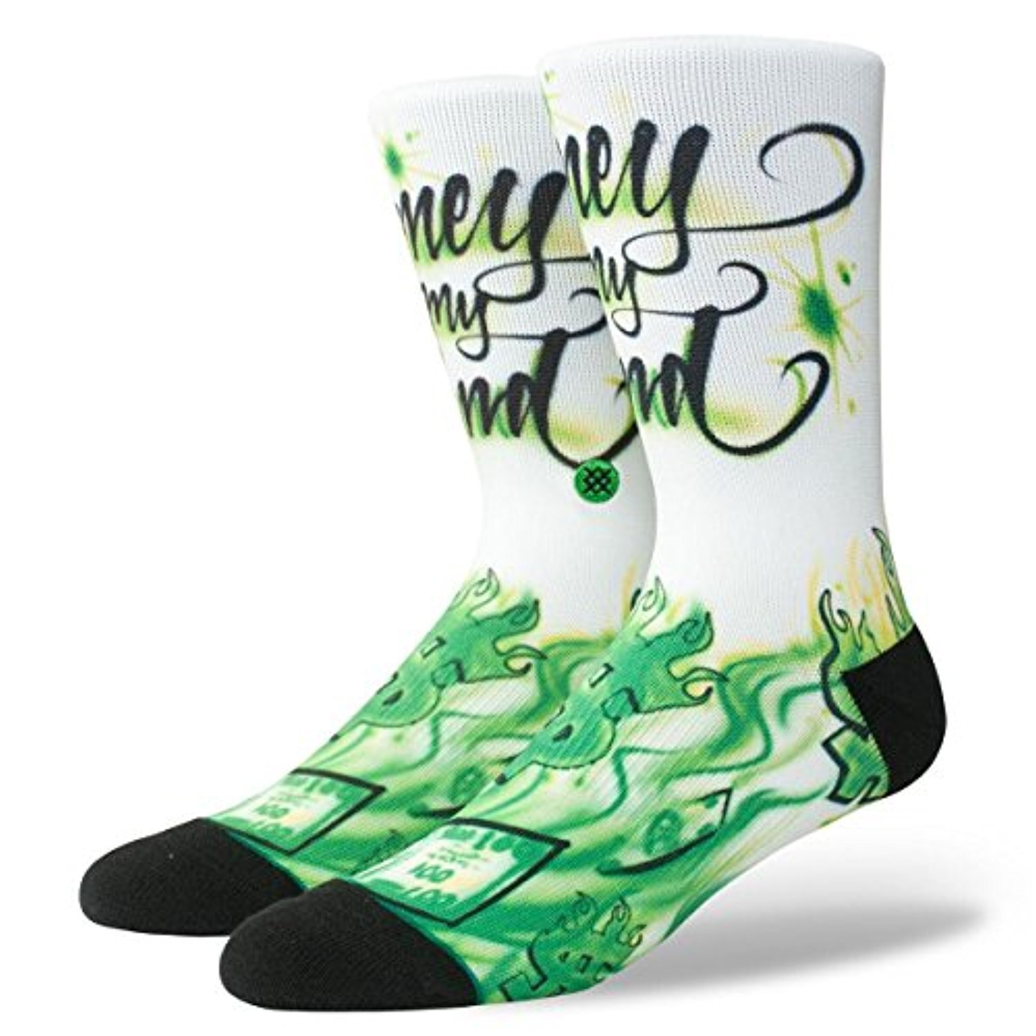 Stance Calze Airbrush Money - Multi Stance Socks M558A18AIM-MUL