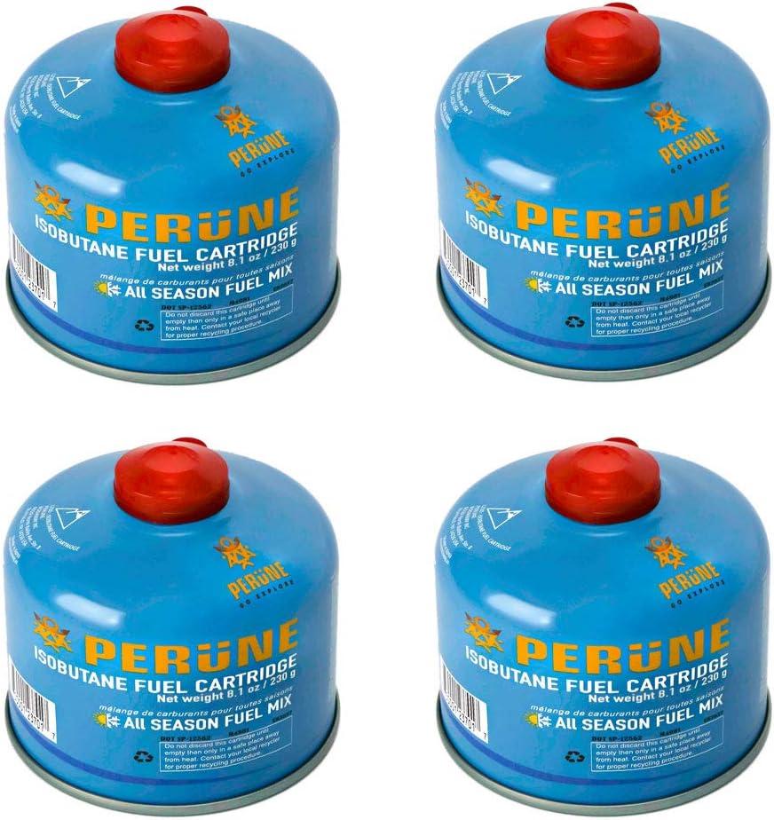 Perune Lightning-230 All Season Fuel Mix 230g (4 Pack)