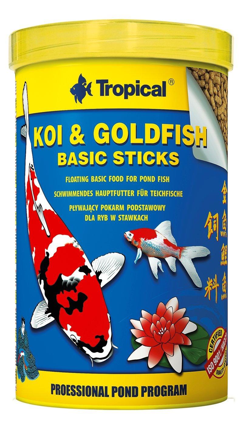 TROPICAL K–080Koi et Poisson Basic Sticks, 1er Pack (1x 1l) K-080 20410