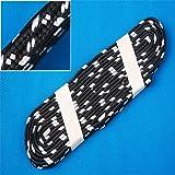 3 meters Black&white Sageo Wrapping Cord for Japanese Samurai Sword Katana Wakizashi