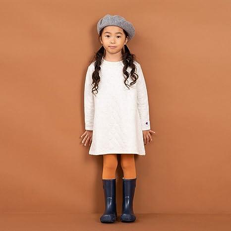1296826b0a1b4 Amazon.co.jp:  靴下屋 クツシタヤ キッズ 80デニールスポンディッシュタイツ105cm(95~115cm) 日本製 クロ   服&ファッション小物