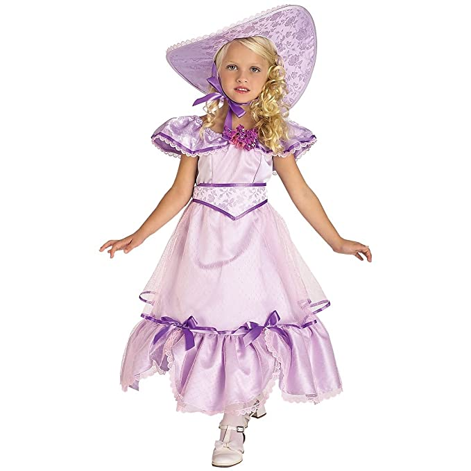 Victorian Kids Costumes & Shoes- Girls, Boys, Baby, Toddler Rubies Costume Co Southern Belle Costume Purple Medium Purple Medium $29.99 AT vintagedancer.com