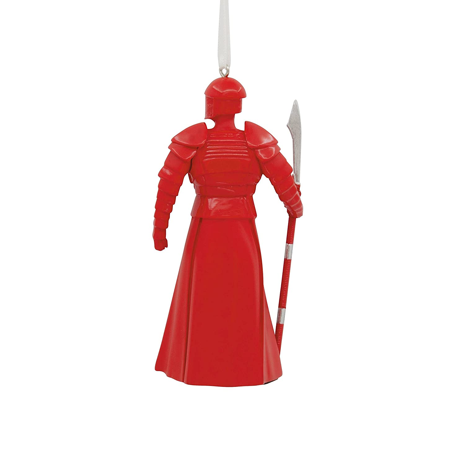 2017 Star Wars RED GUARD Christmas Holiday Ornament