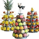 Daudignac - Présentoir à petits fours,toasts et macarons Pic Toast