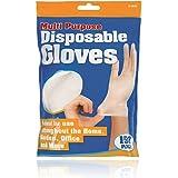 Ashland Boîte de 100 gants en nitrile non poudré AQL1.5 Sans latex Bleu Taille M