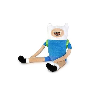 Adventure Time Finn - Peluche (25,4 cm): Juguetes y juegos