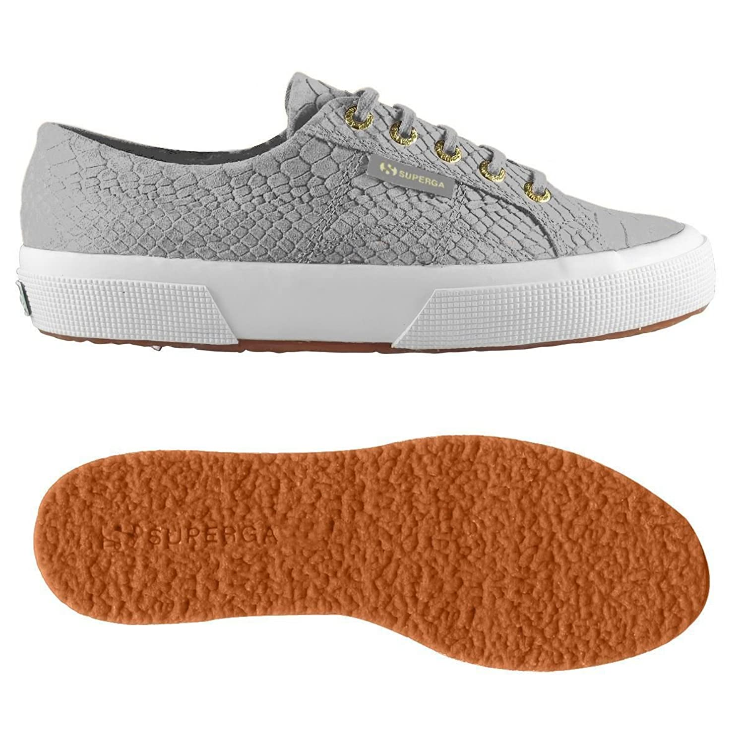 factory authentic great deals quality products Superga Women's 2750-Fglanacondaw Trainers: Amazon.co.uk: Shoes & Bags