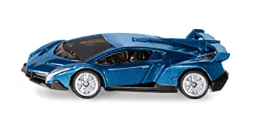Siku 1475 Spielzeugauto f/ür Kinder Bereifung aus Gummi Porsche 918 Spyder 1:55 Silber Metal//Kunststoff