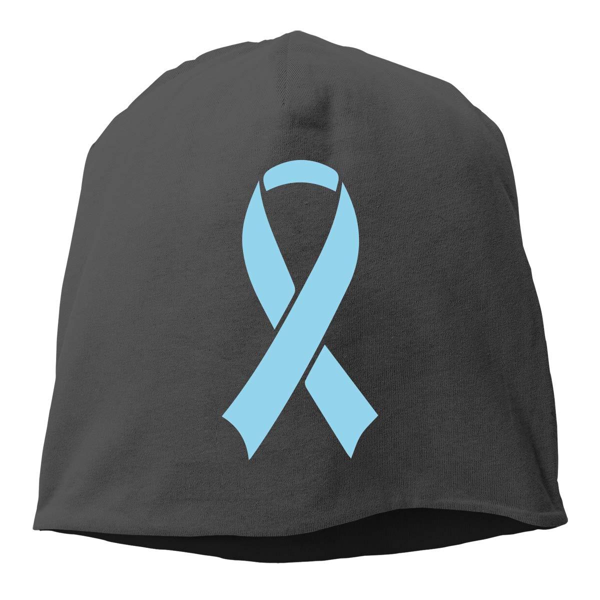 Winter Warm Knit Hat TLPM9LKMBM Prostate Cancer Awareness Ribbon Beanie Skull Cap for Women and Men