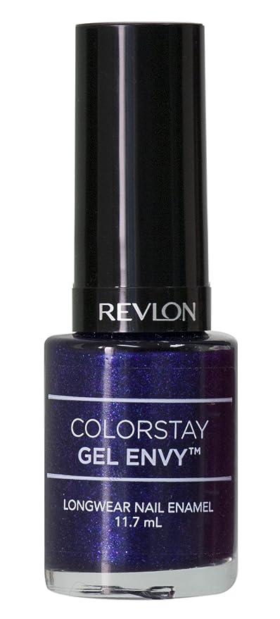 Buy Revlon Colorstay Gel Envy Long Wear Nail Enamel, Showtime (11.7 ...