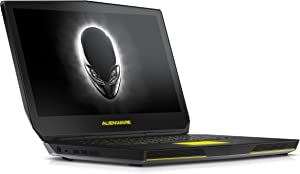 Alienware 15R2 15.6 Inch R2 UHD 4k Touchscreen Intel i7-6700HQ 16GB 1TB HDD + 256GB SSD NVIDIA GeForce GTX 970M Windows 10 Home (Renewed)
