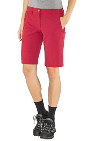 High Colorado Chur 3 Shorts Women red 2018 sport shorts  Amazon.co ... b59574f527